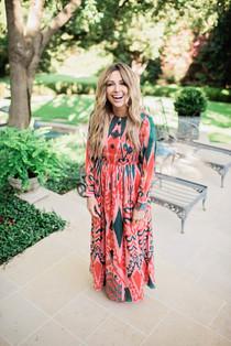 Mayberry Maxi Dress