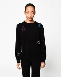 Icon Crew Neck Sweater