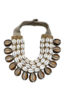 Cowrie Collar Necklace - Edition 1