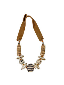 Mid Stacked Classic Necklace 8 Year