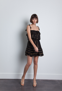 Paloma Stripe Mini