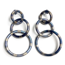 Burnished Prince Earring