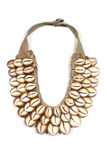 Cowrie Collar Necklace - Edition 8