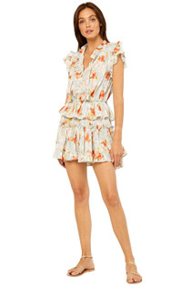 Lilian Print Dress