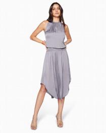 Shiny Audrey Dress