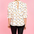 Addy Print Top