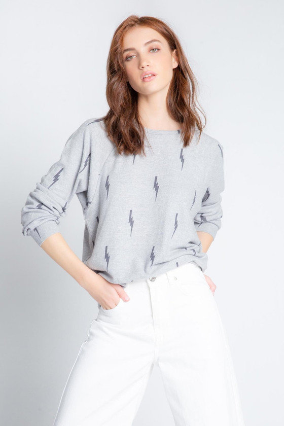 Stormy Long Sleeve Top