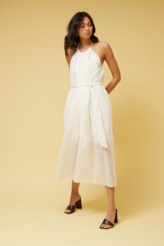 Daisy Halter Dress
