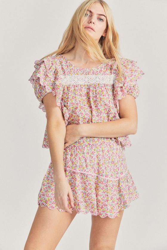 Memphis Skirt