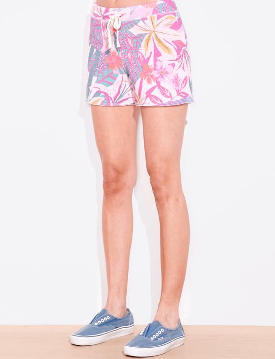 Tropical Cut Off Shorts