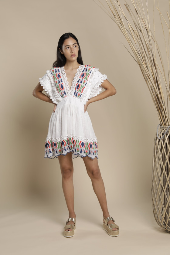La Camille Mini Dress
