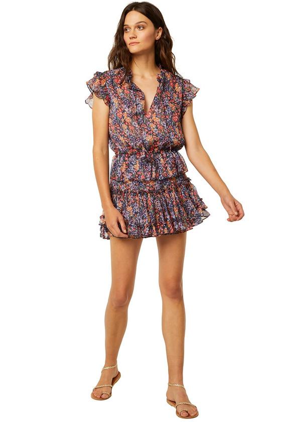 Lilian Print Dress II