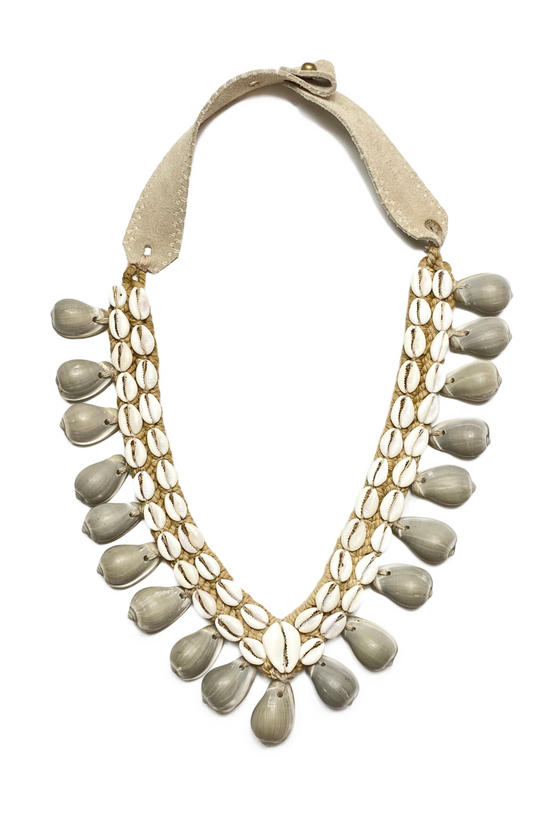 Cowrie Collar Necklace - Edition 9