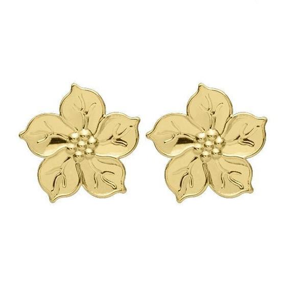 Flor Flower Stud Earring