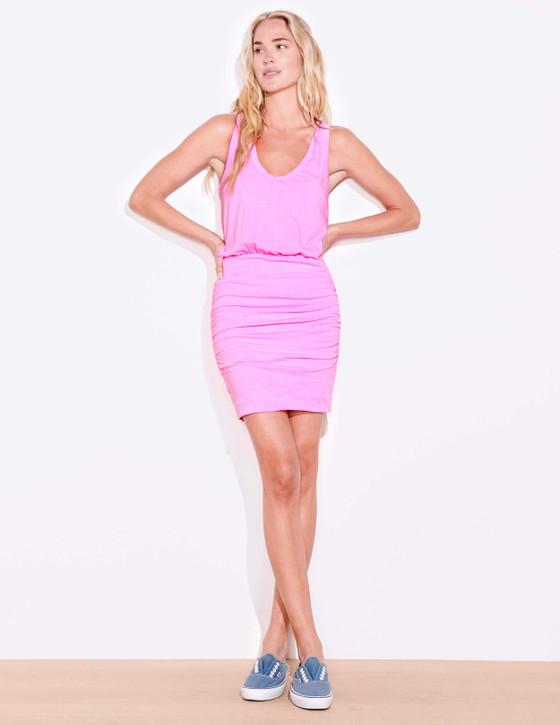 U-Neck Sleevless Dress