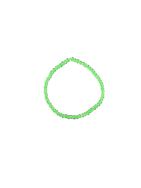 Simple Seed Bracelet