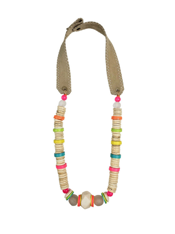 Stacked Classic Necklace - Electric