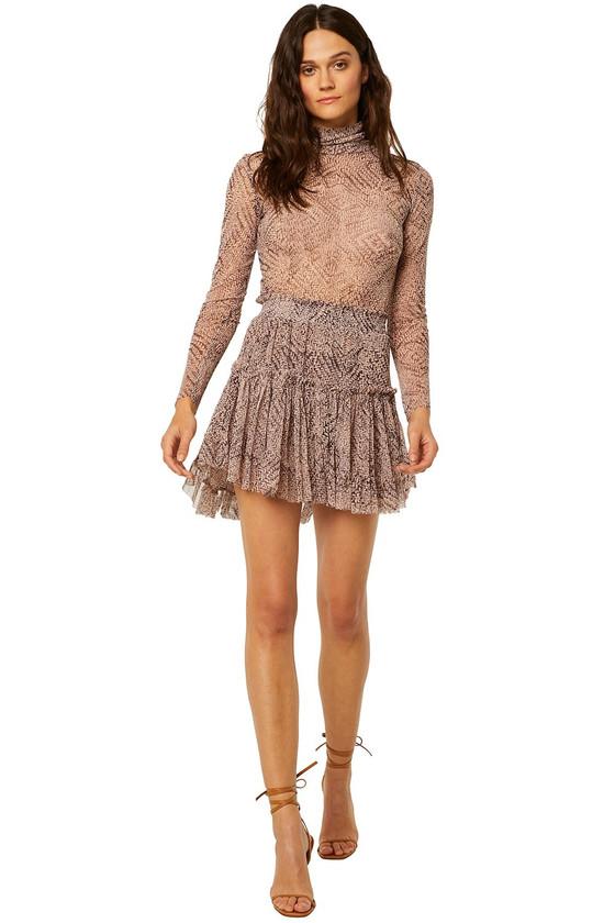 Marion Skirt Print