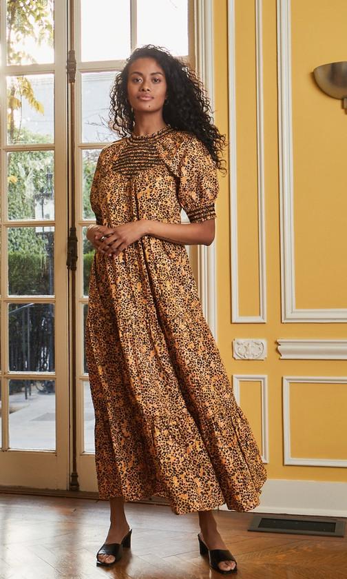 Kirstin Midi Dress