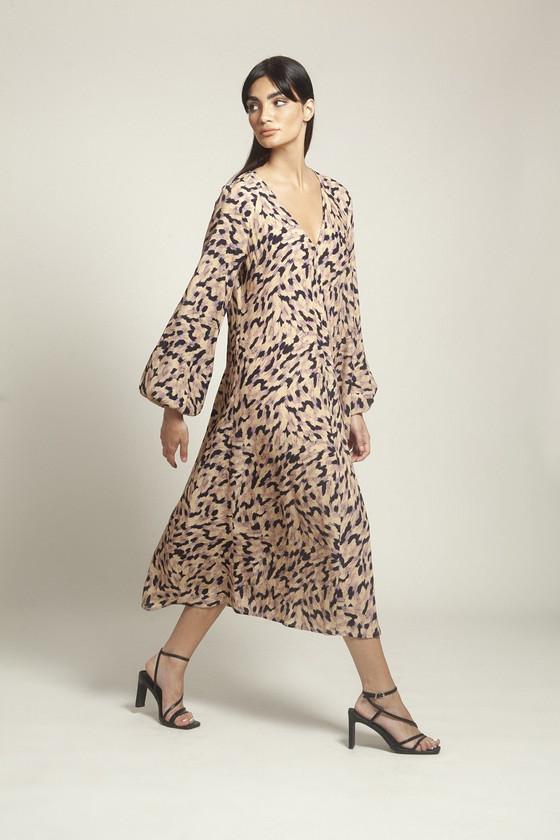 Clea Maxi Dress