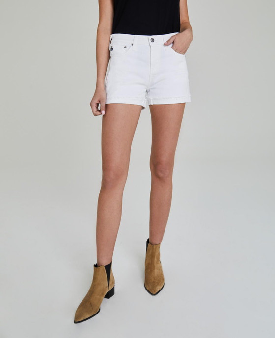 Hailey Shorts White