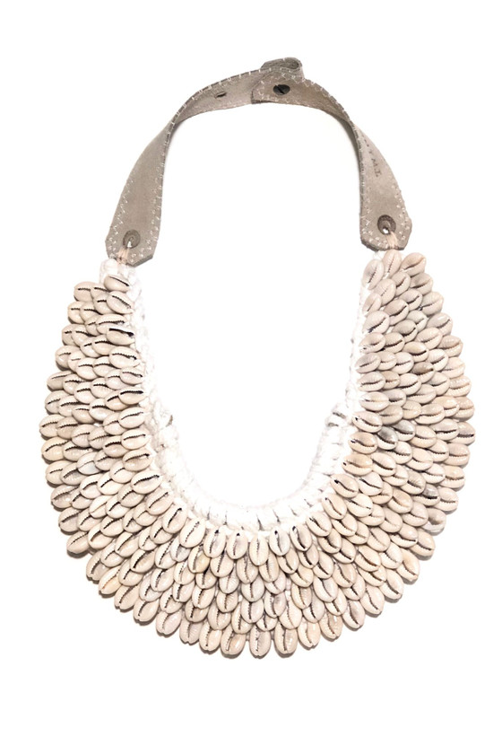 Cowrie Collar Necklace - Edition 7