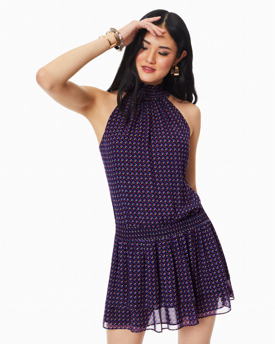 Printed Eloise Dress