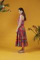 Le Barcus Maxi Skirt