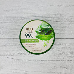 Jeju Aloe Soothing Gel