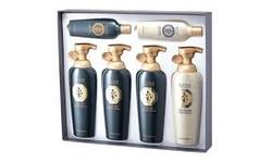 [December Special] Daeng gi meo ri Gold Shampoo Set (Purchase set receive shampoo FREE Gift)