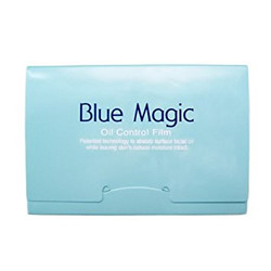 [Darkness] Facial Oil Blotting Paper: Blue Magic (50 pc)