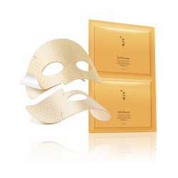 Concentrated Ginseng Renewing Creamy Mask Pack (5 Masks)
