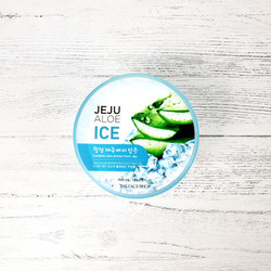 Jeju Aloe Refreshing Soothing Gel Ice