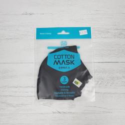 Cotton Mask [3 color options]