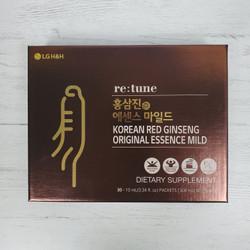 re:tune Korean Red Ginseng Original Essence Mild