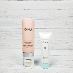 O HUI Miracle Moisture Brushing Cleanser Special Set