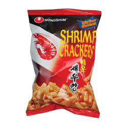 Nongshim Shrimp Crackers Spicy