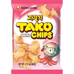 Nongshim Tako Chips