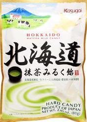 Kasugai Matcha Milk Candy