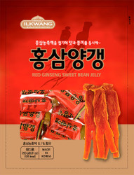 Red Ginseng Sweet Bean Jelly