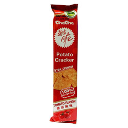 Cha Cha Potato Crackers Tomato flavor
