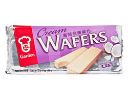 Garden Wafers Coconut