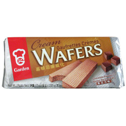 Garden Wafers Chocolate