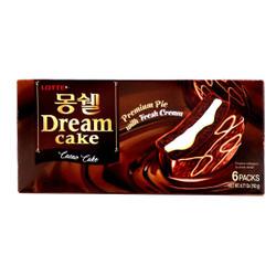 Lotte Dream Cake Cacao Cake