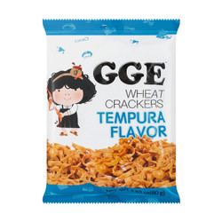 GGE Wheat Crackers Tempura Flavor