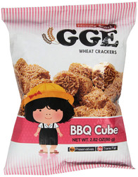 GGE Wheat Cracker BBQ Flavor