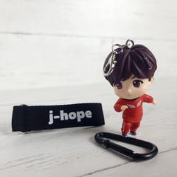 Tiny Tan j-hope