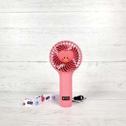 BTS TATA Mini Hand Fan