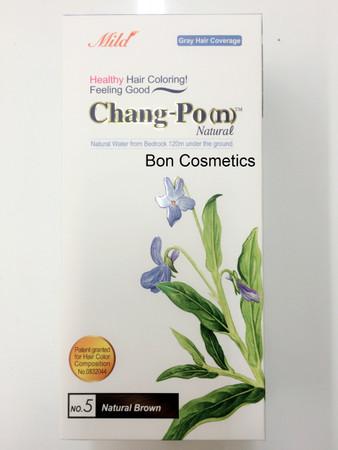 Chang-Po Natural Hair Color