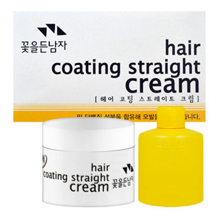 Hair Coating Straight Cream